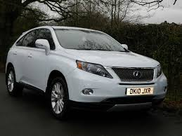 older lexus suvs used lexus rx cars for sale motors co uk