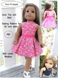 lana top and skirt sewing pattern suzymstudio