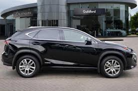 cvt lexus used 2017 lexus nx 300h 2 5 luxury 5dr cvt for sale in surrey