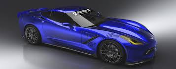 2013 Chevrolet Corvette Stingray Gran Turismo Concept Pictures