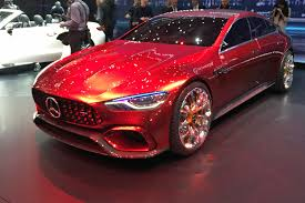 red porsche panamera 2017 mercedes amg gt concept a cross town rival to the porsche