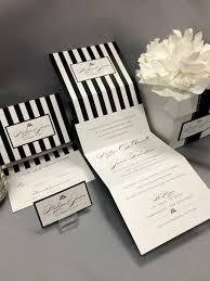 black and white striped wedding invitations wedding invitation cards black and white striped wedding