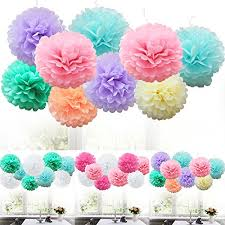 Paper Hanging L How To Make Hanging Tissue Paper Pom Poms Custom Paper Service