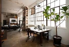 Interior Design Brooklyn by Loft Brooklyn Industrial Interior 08 Trendland