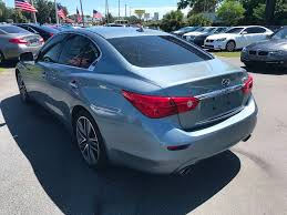2014 used infiniti q50 4dr sedan rwd sport at michaels autos