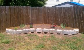 home design cinder block retaining wall planter sloped ceiling