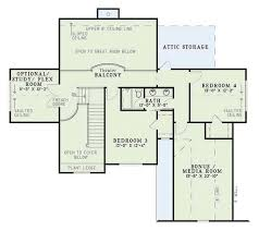 study room floor plan craftsman style house plan 4 beds 3 00 baths 2815 sq ft plan 17