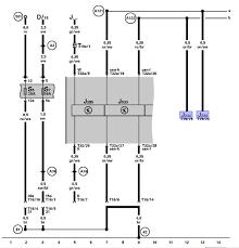 instrument cluster data link connector wiring diagram newbeetle