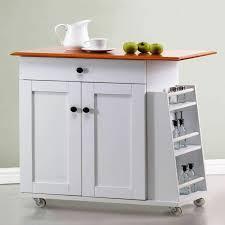 white kitchen island cart portable kitchen islands in 11 clean white design rilane