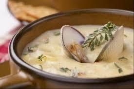 comment cuisiner les palourdes recette en vidéo la soupe de palourdes clam chowder