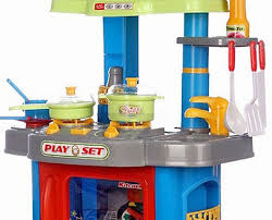 Deluxe Kitchen Play Set by Kids U0027 Deluxe Kitchen Play Set Grabone Store