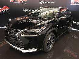 lexus nx white or black new 2017 lexus nx 200t 4 door sport utility in edmonton ab l13343
