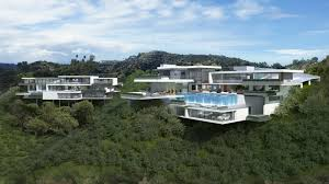 Mansion Design Contemporary Mansions On Sunset Plaza Drive La 1 Deeeomar