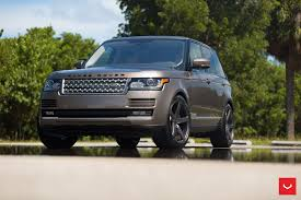 land rover 2015 land rover range rover cv3r graphite vossen wheels 2015