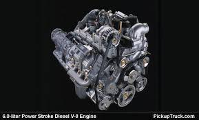 ford truck diesel engines pickuptruck com ford announces 6 0 liter power stroke diesel