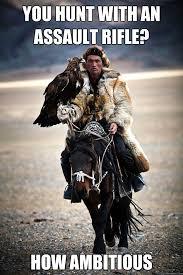 Hunter Memes - mongolian hunter memes quickmeme