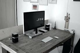 Best Computer Desk Setup Terrific Computer Desk For Imac 27 Photos U2013 Navassist Me