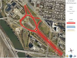 San Francisco Street Parking Map by Nfl Draft In Philadelphia Road Closures Detours And Parking