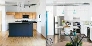 cuisine bleu ciel beautiful cuisine repeinte en bleu images design trends 2017
