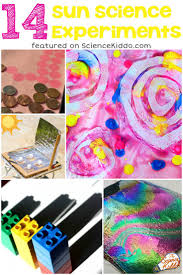 14 sun science experiments to do this summer u2022 the science kiddo