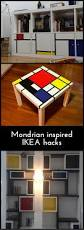6 hacks that show how well mondrian goes with ikea http www