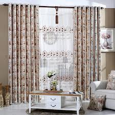 shabby chic living room curtains peenmedia com