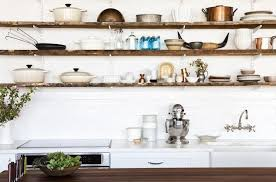 kinds of kitchen open shelving u2014 kitchen ideas inspirations home
