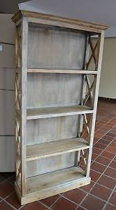 Provincial Bookcase A French Provincial White Painted Bookcase Objects And Furniture