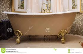 Old Bathtubs Bathroom With Old Fashioned Bathtub Stock Photo Image 48597704