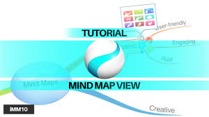 cara membuat mind map manual tutorial mind map view imindmap 10 youtube