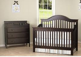 Espresso Changing Table Crib And Changing Table Set Soundbubble Club
