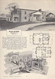 Antique House Plans 38 Best Mid Century House Plans Images On Pinterest Mid Century