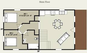 Mountain Cabin Floor Plans Mountain King Log Cabin Floor Plan Home Design Garden