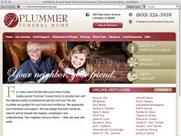 funeral home web design interested in a new funeral home website