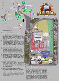 Reno Map Rodeo Grounds