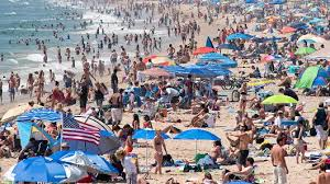labor day getaways sparking record air travel