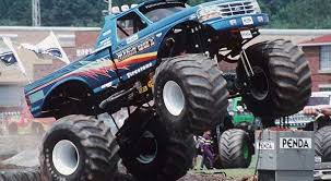 monster truck show amarillo texas bigfoot s 40th anniversary sees restoration and retirement in fleet