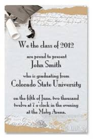 graduation announcements wording need help with graduation invitations wording start here