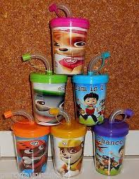 favor cups paw patrol party favor cups personalized birthday treat cups bpa