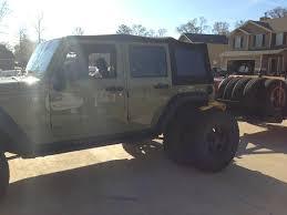 commando green jeep lifted metalcloak 3 5 lift 37