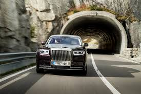 roll royce ghost 2018 rolls royce phantom first drive review automobile magazine