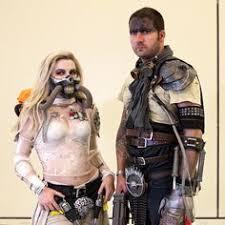 mad max costume immortan dystopian dame borderlands