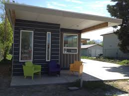 from the home front new twists on shipping container homes also