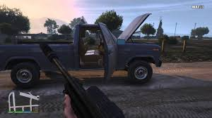 Ford F150 Truck Diesel - grand theft auto 5 1984 ford f 150 mod review gta 5 youtube