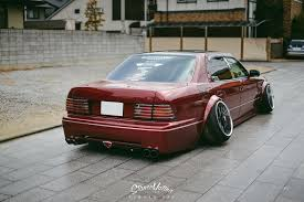 jdm lexus ls400 wide load ishikawa san u0027s super wide celsior stancenation