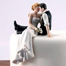 wedding cake figurines groom cake toppers wedding cake decorations
