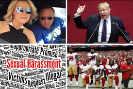 curriculum vitae template journalist shooting hoax proof of employment biggest tv controversies of 2017 donald trump sexual harassment