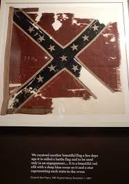 Civil War Battle Flag Lynchburg Va Worldly From The Start