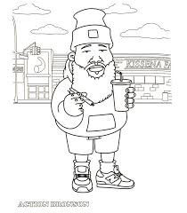 hip hop coloring pictures coloring pages ideas