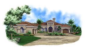 luxurious spanish style house plan 66315we architectural luxurious spanish style house plan 66315we